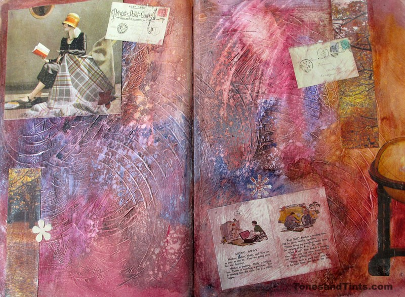 Journal Page Spread 1