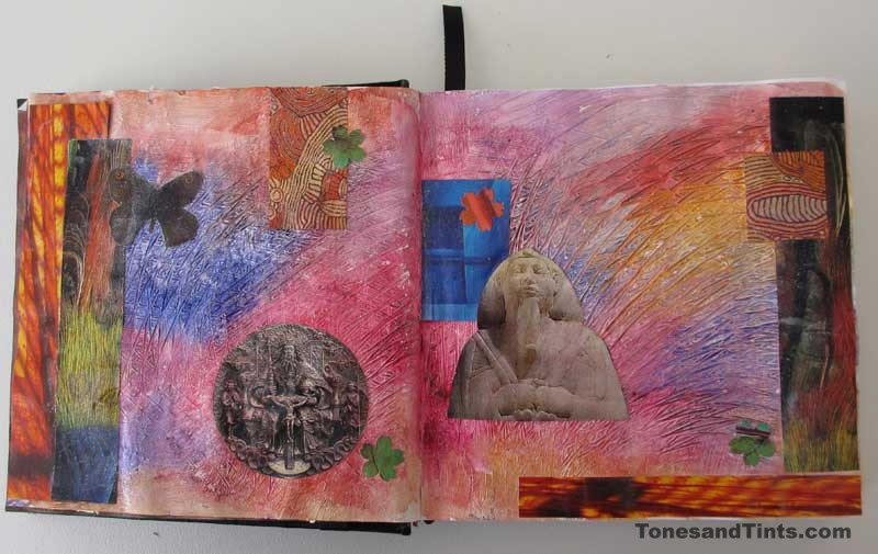 Journal Page Spread 17