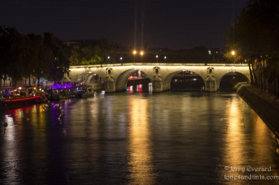 Bridge over the Seine