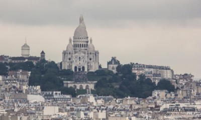 Paris skyline - Sacre Coeur