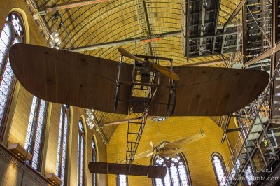 Bleriot XI - first plane to fly the English Channel