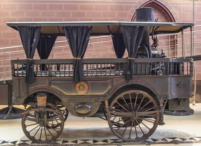 l'obeissante - steam bus