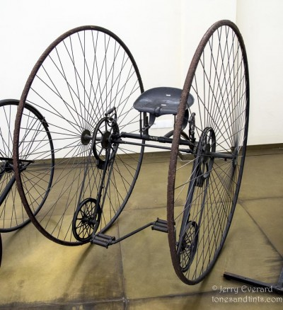 Otto bicycle c.1881