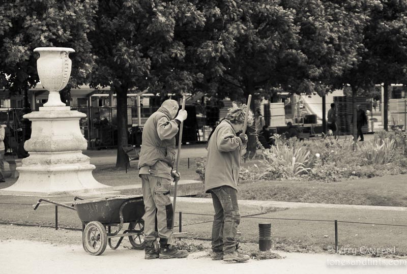 The Gardeners - The Tuileries