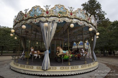 Carousel, the Tuileries