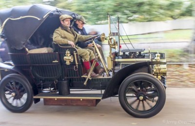 1904 Gardner-Serpollet steam car