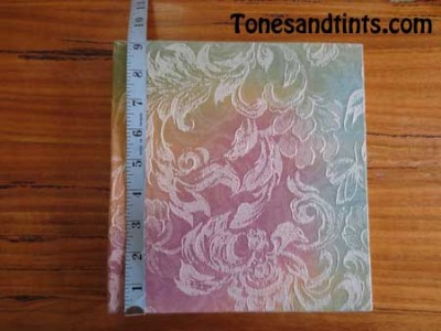 hand bound journal sketchbook