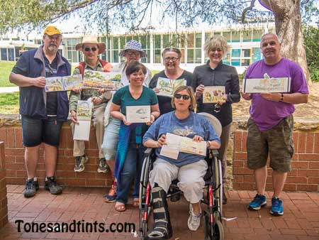 Canberra Sketchers October 2015