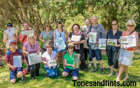 Canberra Urban Sketchers group